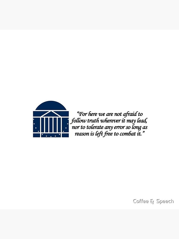 Thomas Jefferson UVA by laurencondoluci