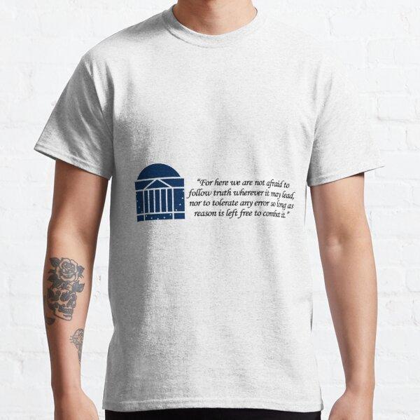 Thomas Jefferson UVA Classic T-Shirt