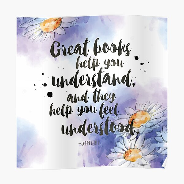 Great Books Poster