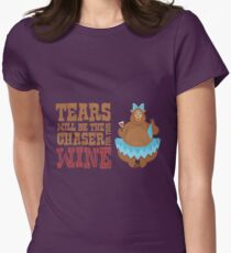 Country Bear Jamboree - Trixie Womens Fitted T-Shirt