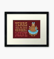 Country Bear Jamboree - Trixie Framed Print