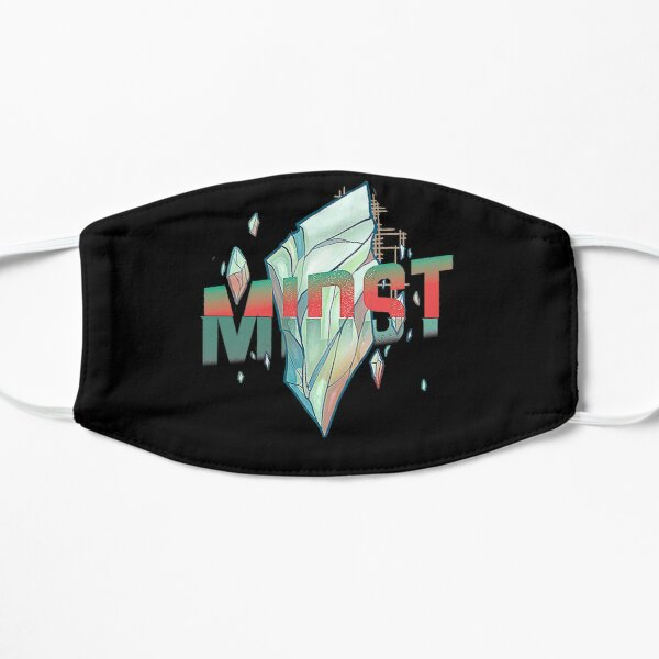 Midst Moon Logo T-Shirt Flat Mask