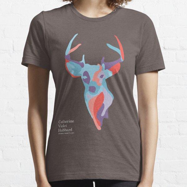 Catherine's Deer - Dark Shirts Essential T-Shirt