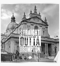 Straight Outta Brompton! Poster