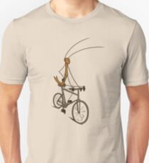 Stick Bug Cyclist Slim Fit T-Shirt