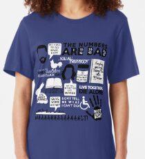 Camiseta ajustada Cotizaciones perdidas