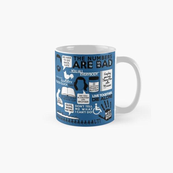 Lost Quotes Classic Mug
