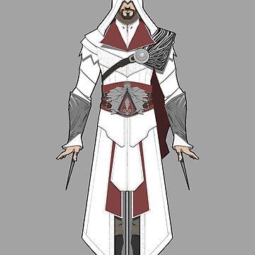 Ezio (Brotherhood) by Rgromek