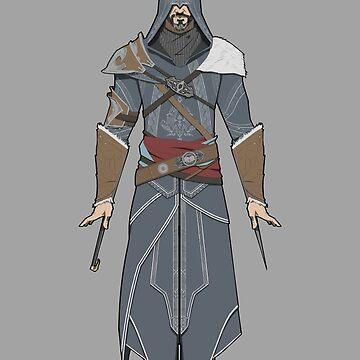 Ezio (Revelations) by Rgromek