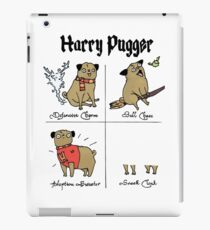 Harry Pugger iPad Case/Skin