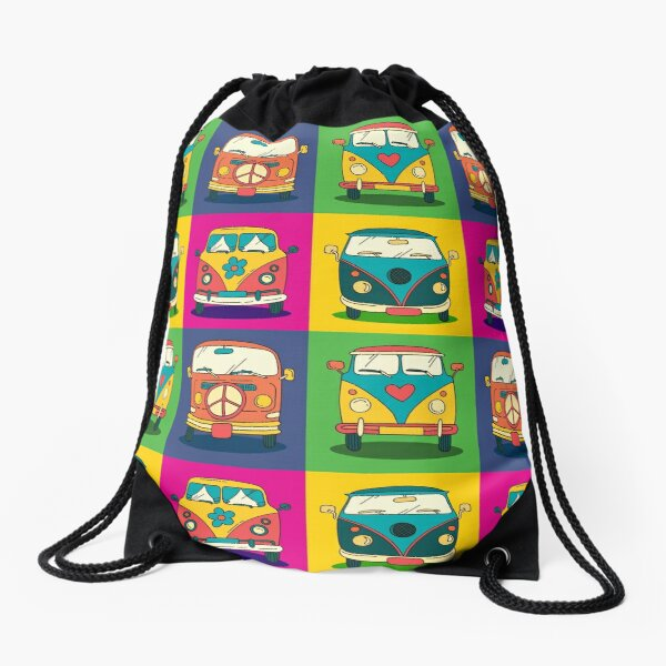 mochila saco vans