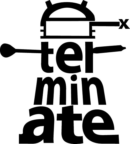Dalek Exterminate by Tomas Ferris-Meldon