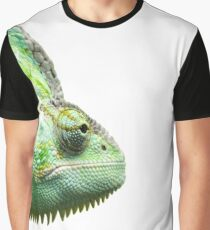 Exotic Reptile Graphic T-Shirt