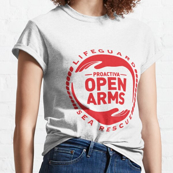 Proactiva Open Arms  Classic T-Shirt