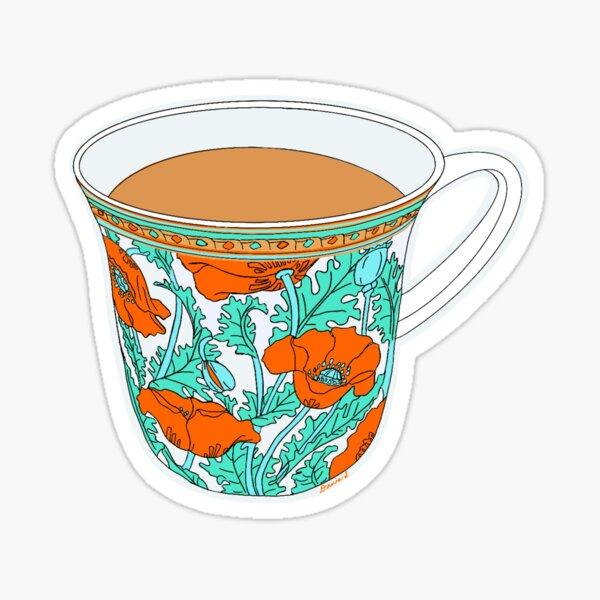 Cup of Tea Sticker