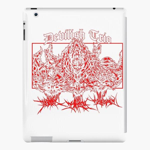 devilish trio iPad Snap Case
