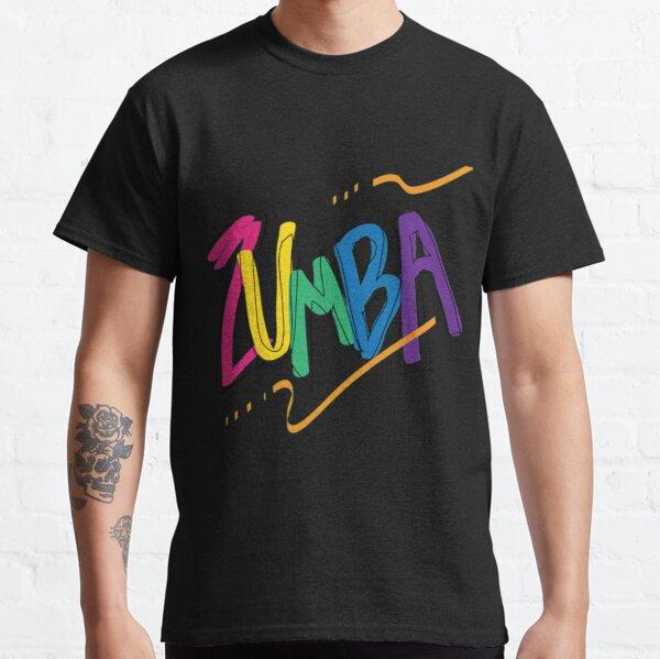 Zumba Dance With stars Classic T-Shirt