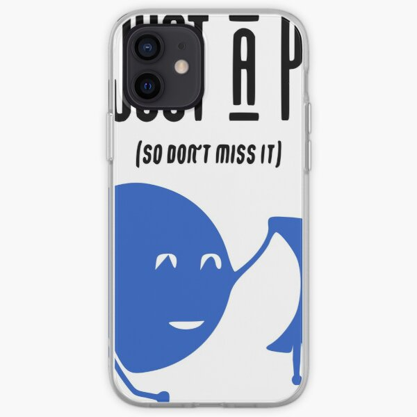 It's Just A Phase  iPhone Soft Case