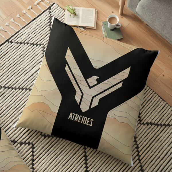DUNE ATREIDES AOP 1 Floor Pillow