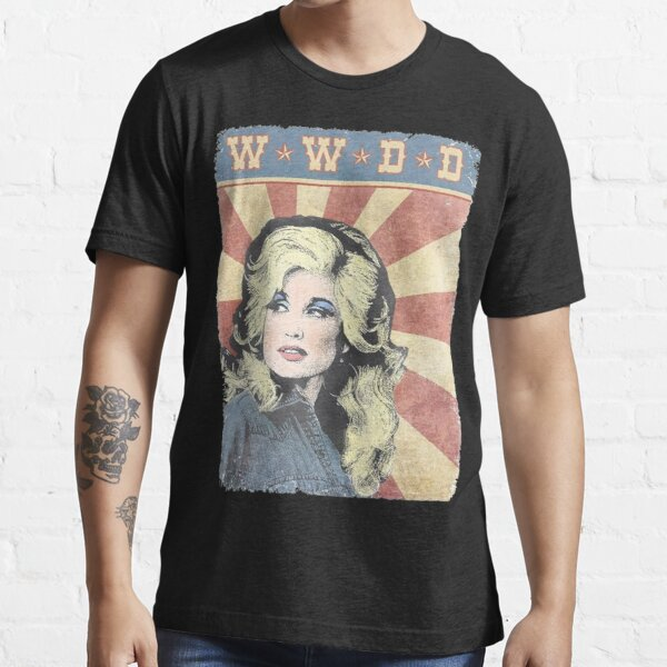 Vintage Dolly Parton Essential T-Shirt