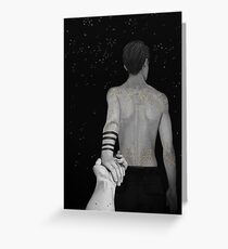 -Hands- Greeting Card