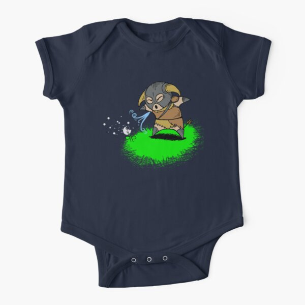 Lil' Dovah Short Sleeve Baby One-Piece