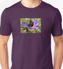 Spicebush Swallowtail Showing It's Colors  T-Shirt