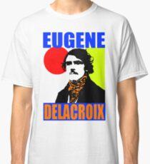 Eugène Delacroix (Colour) Classic T-Shirt