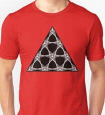 Tetractys Arcs Unisex T-Shirt