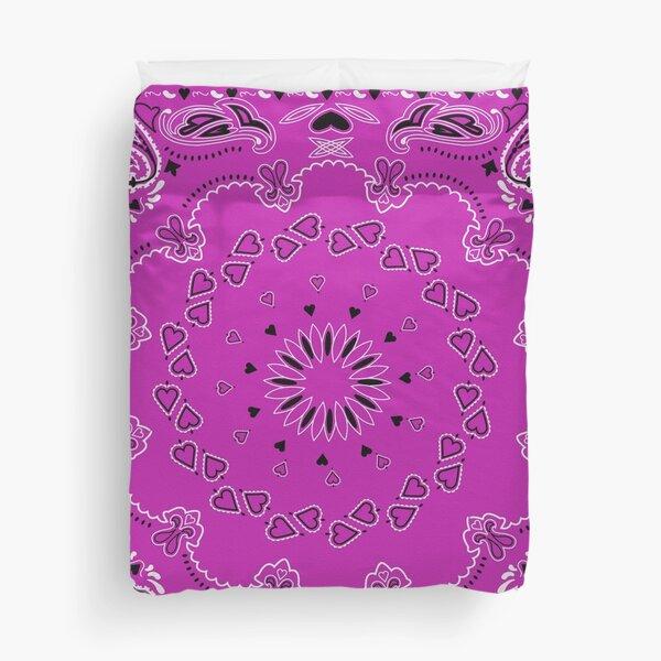 #0019 unique bandana vol.1 Duvet Cover