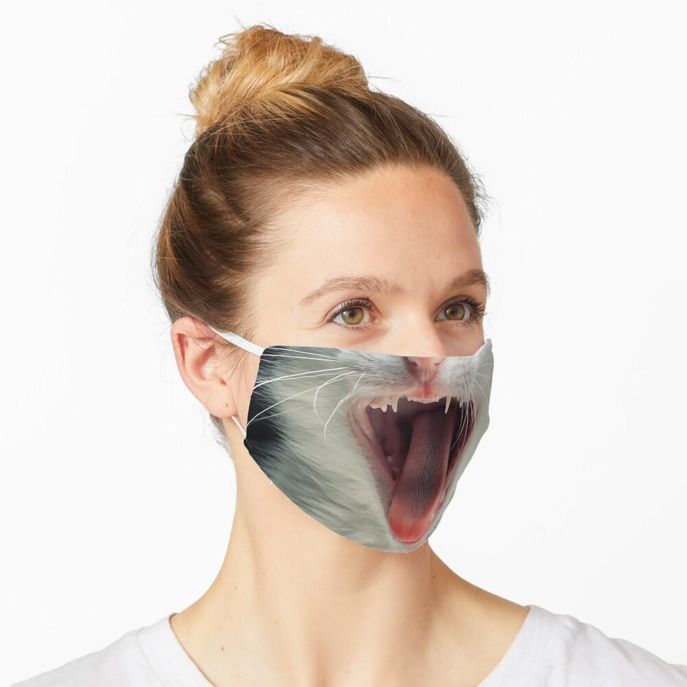 Cat Face Mask Mask