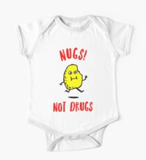Nugs Not drugs Kids Clothes