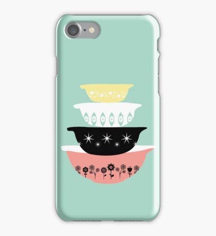 Pyrex Pretties iPhone Case/Skin