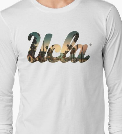 UCLA Cali style Long Sleeve T-Shirt
