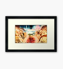 The Farplane - Final Fantasy X Framed Print