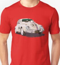 Herbie The Beetle Unisex T-Shirt