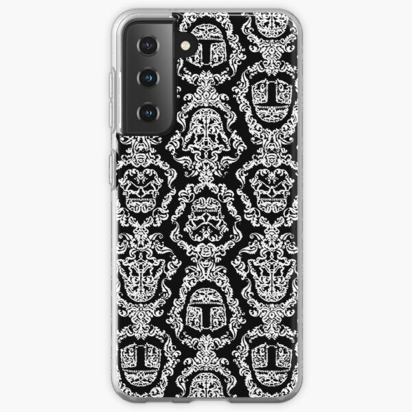 Imperial Mural Black Samsung Galaxy Soft Case