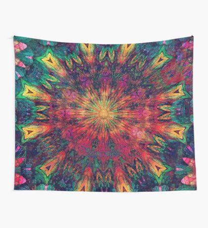 Mandala Love Wall Tapestry