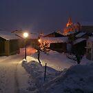 Night Walk by L. W.