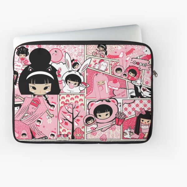 Sakura Print Laptop Sleeve