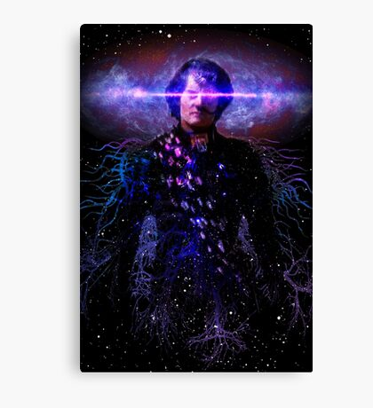 For He Is The Kwisatz Haderach Canvas Print