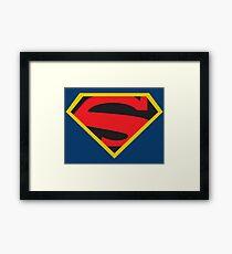 Action Comics Framed Print