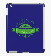 Practically Perfect in Every Way iPad Case/Skin