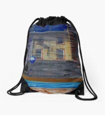 Window Art Drawstring Bag