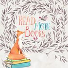 Read More Books - Fox by eviebookish