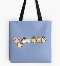 Baebsae Birds Tote Bag