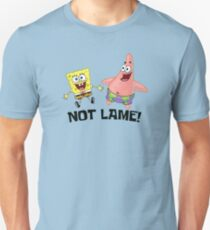 Not Lame! - Spongebob T-Shirt