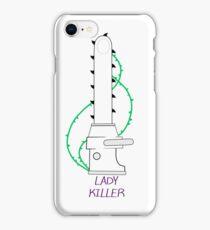 Lady Killer iPhone Case/Skin