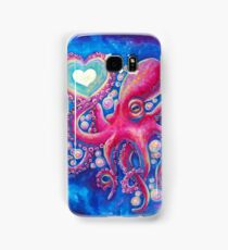 Octo Love Samsung Galaxy Case/Skin