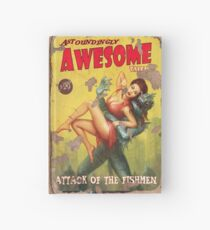 Astoundingly Awesome Tales #6: Attack of the Fishmen Hardcover Journal